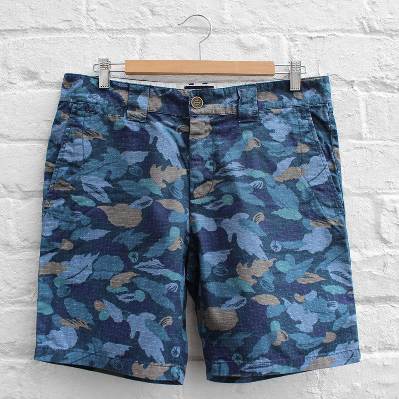 Dickies Workwear Saratoga Shorts - Blue Camo
