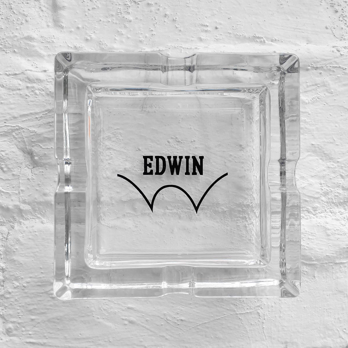 Edwin Ashtray Glass