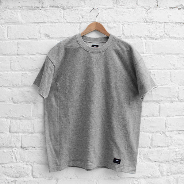 EDWIN Crew Sweat Mouline Grey