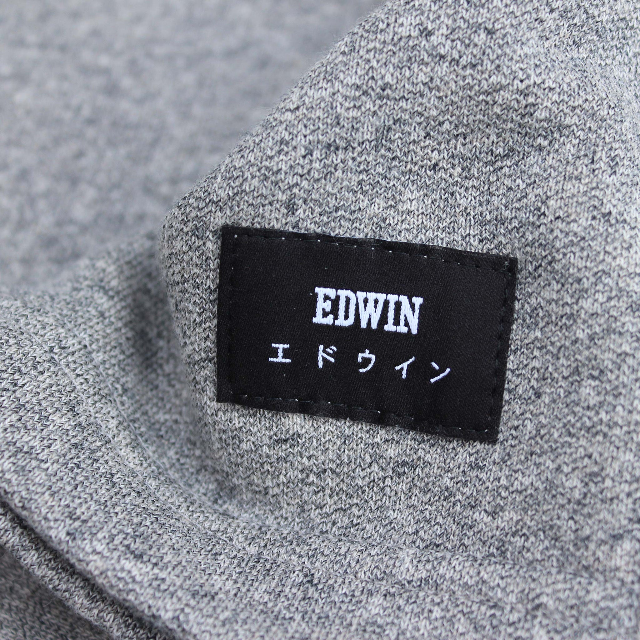 EDWIN Crew Sweat