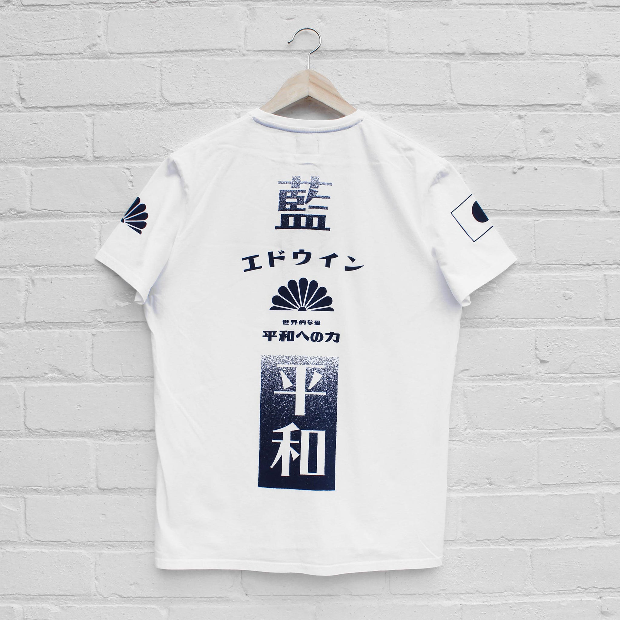 EDWIN Dream T-Shirt White