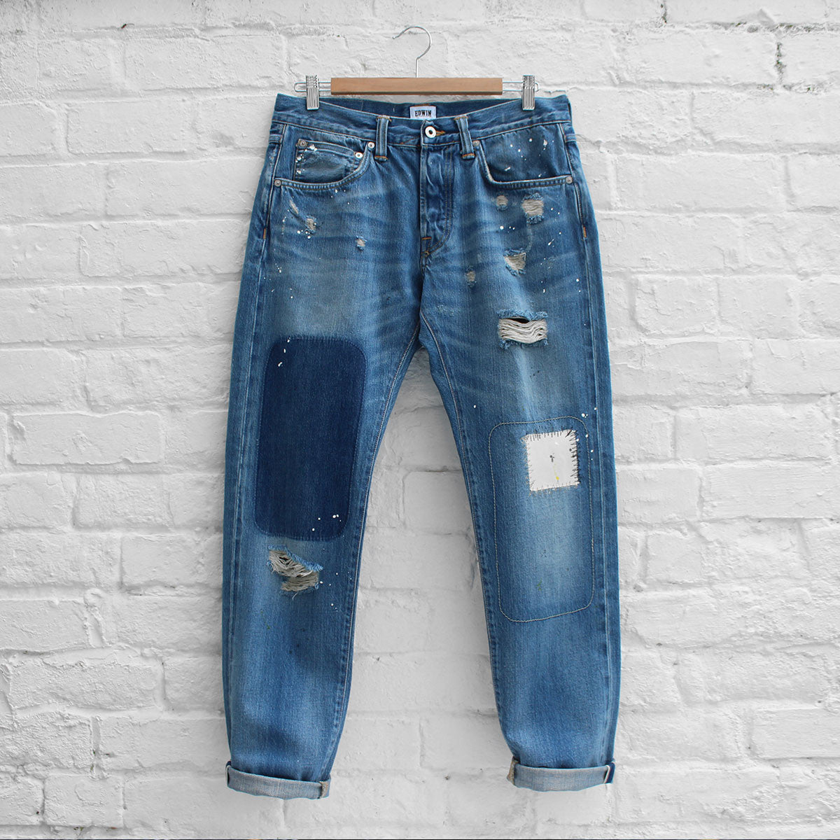 Edwin ED-55 Jeans Pulled Wash