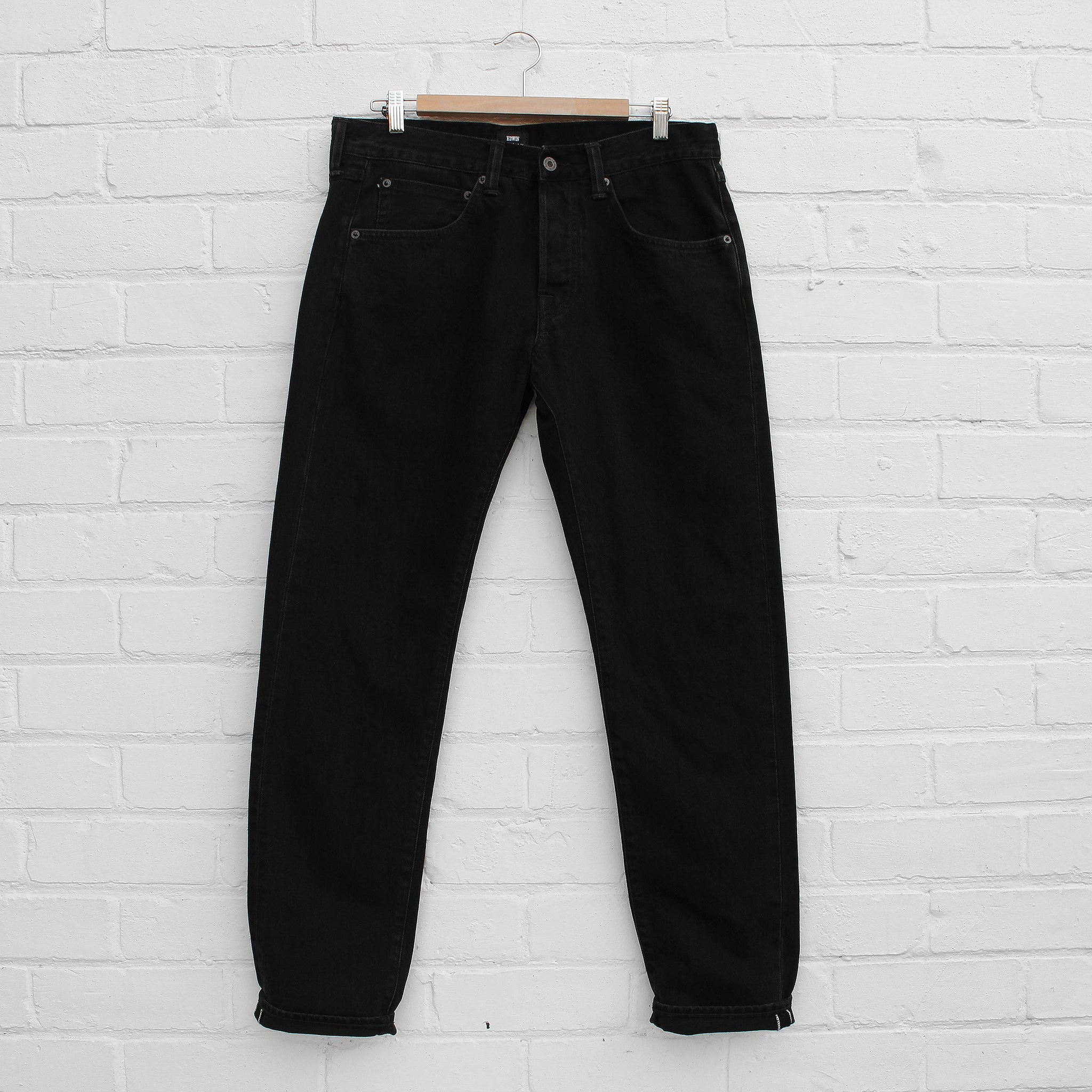 EDWIN ED-55 Red Selvage Ragny Wash
