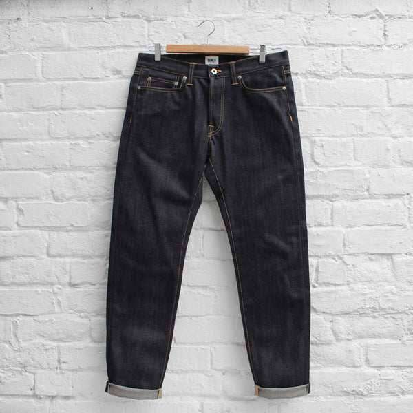 EDWIN ED-75 Relaxed Tapered '63 Rainbow Selvage
