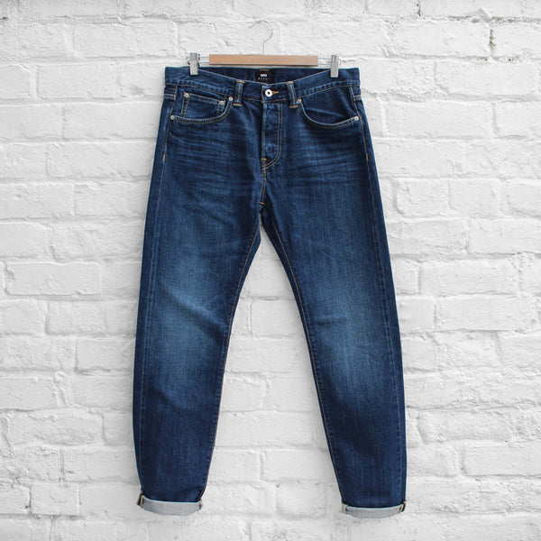 EDWIN Jeans ED-80 - Kingston Blue Denim Mid Coal Wash