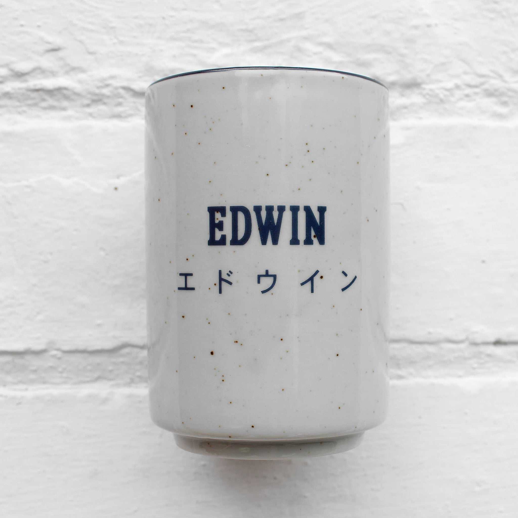 EDWIN Mt Fuji Japanese Tea Cup