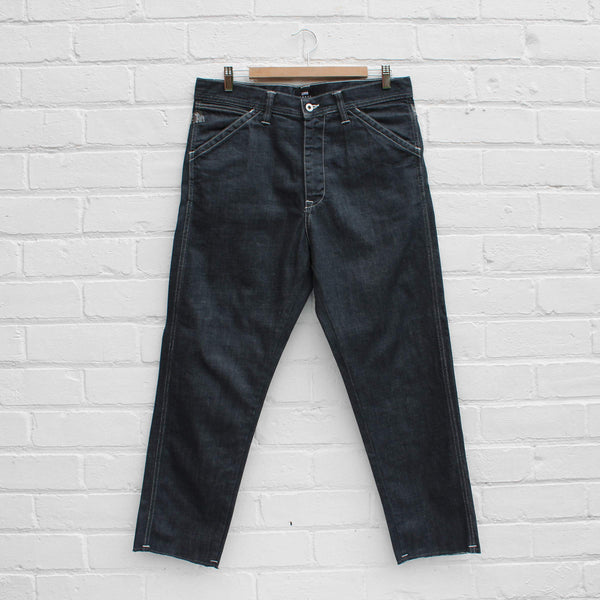 EDWIN Japanese Worker Pant Akita Grey Denim