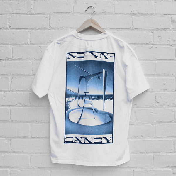 EDWIN Nothing To Come T-Shirt White