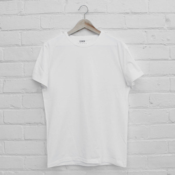 EDWIN T-Shirt Double Pack White