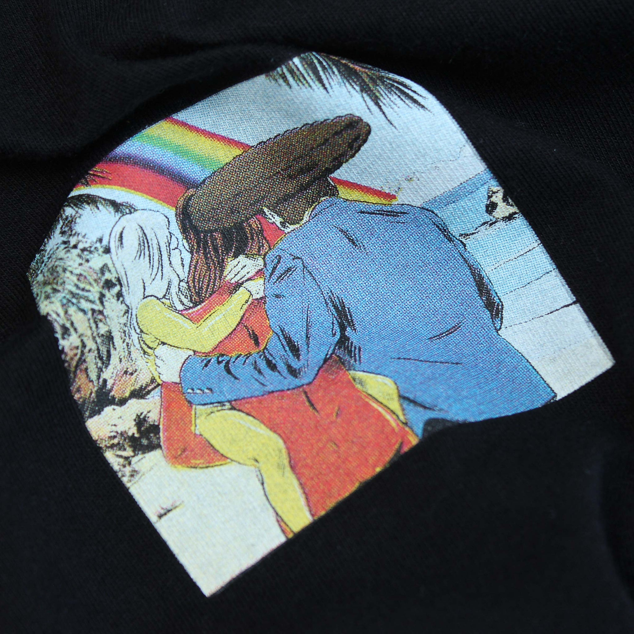 EDWIN The Family & The Rainbow T-Shirt