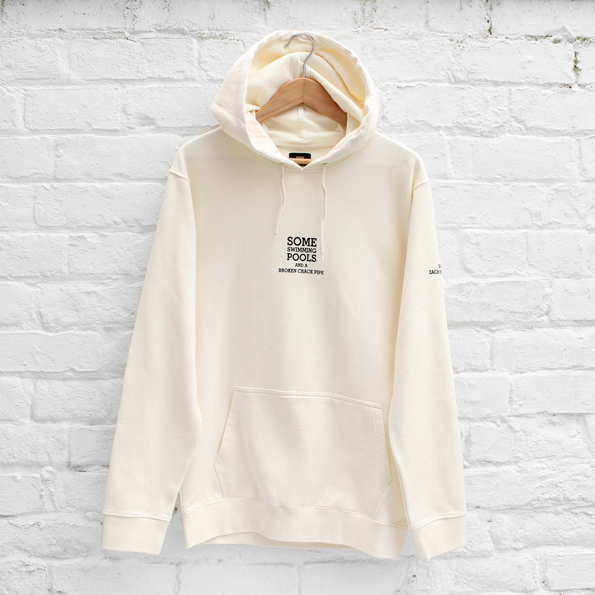 EDWIN x Zach Sebastian Twin Lakes Hoodie Natural