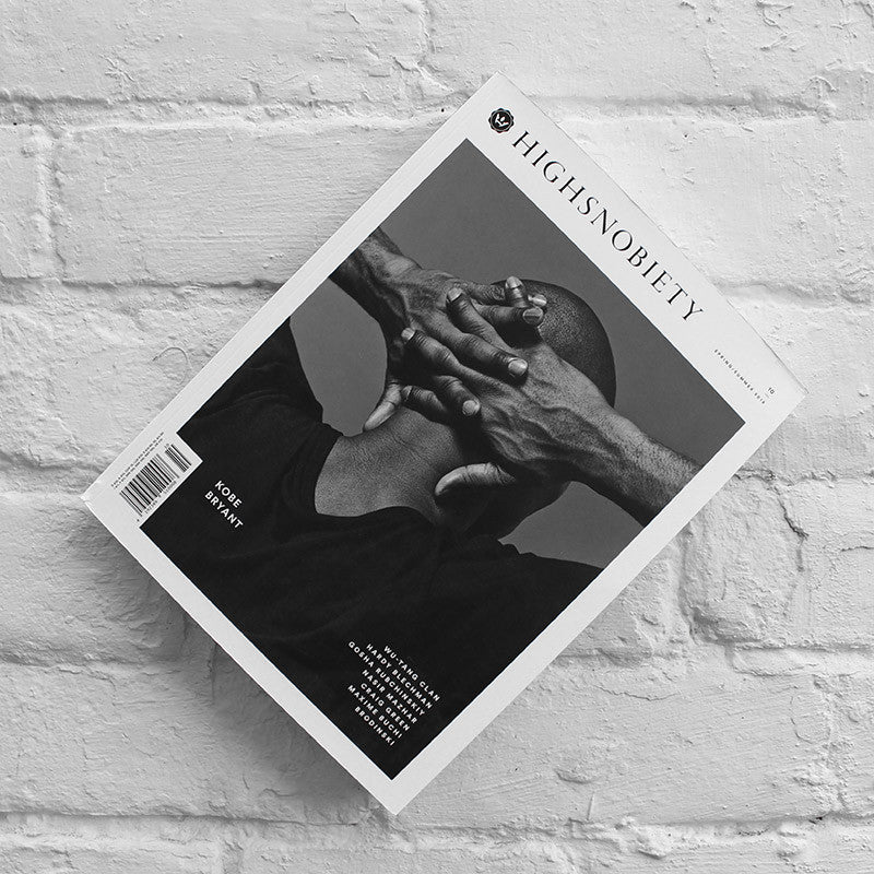 Highsnobiety Magazine  Issue 10