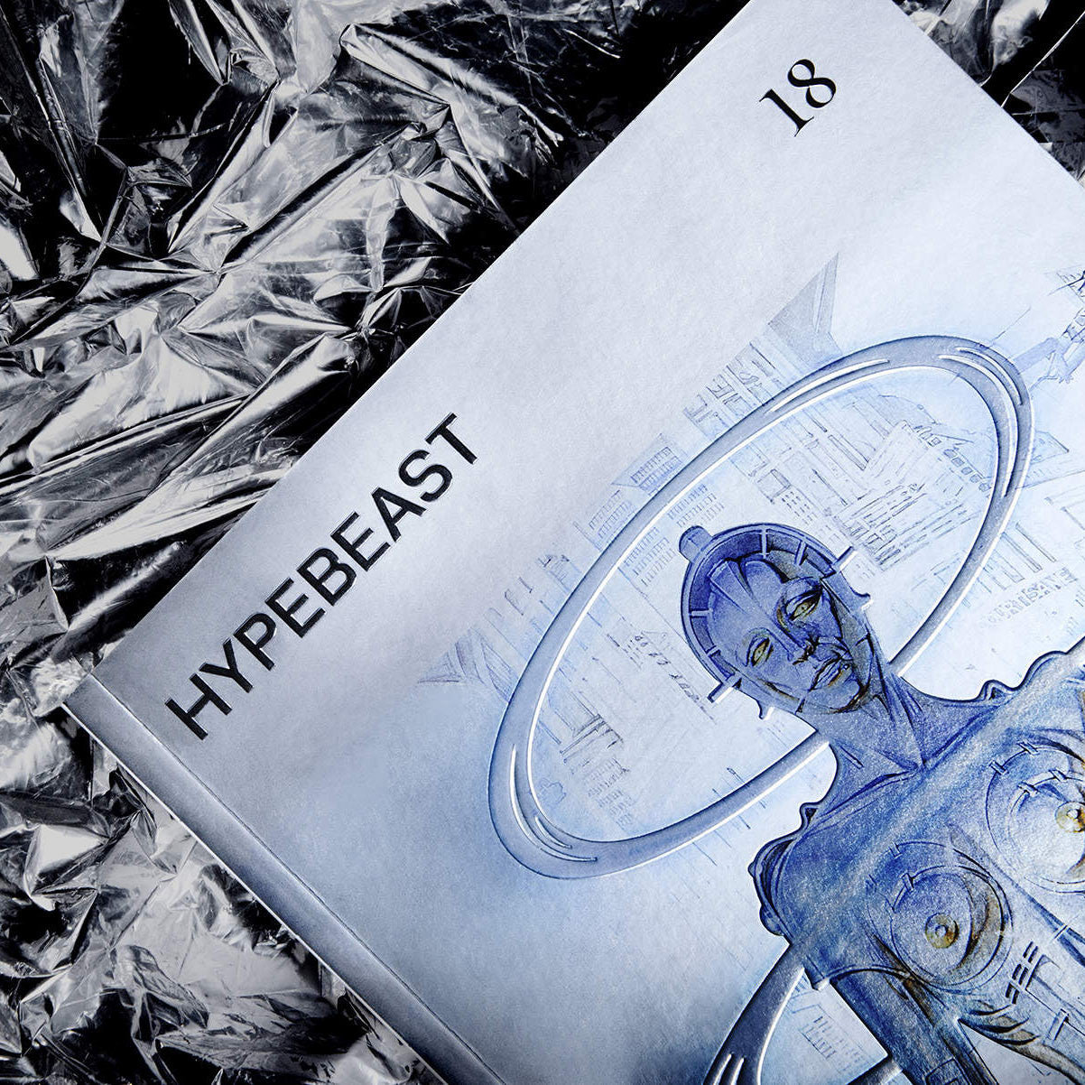 Hypebeast Magazine - Issue 18