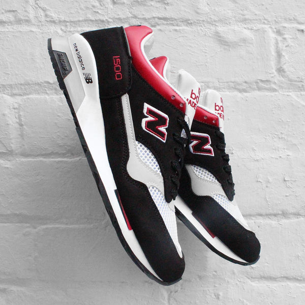 New Balance 1500 White/Red/Black M1500WR