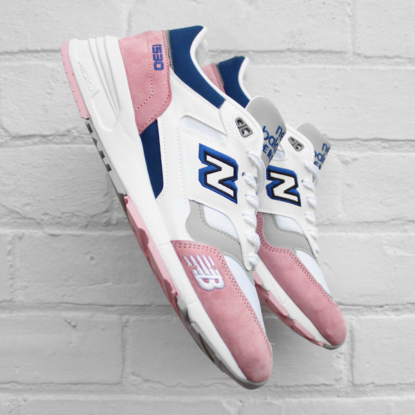 New Balance 1530 White/Pink/Blue M1530WPB