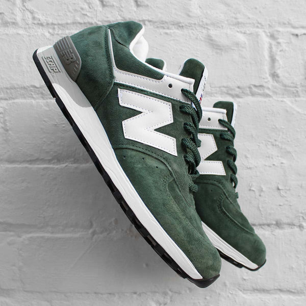 New Balance 576 Green / White  M576PNG