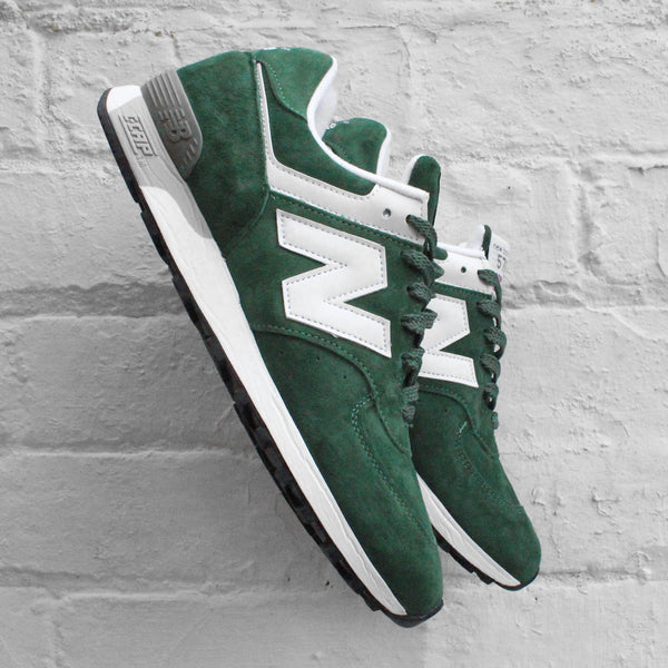 New Balance 576 Green / White  M576GG