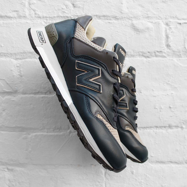 New Balance 577 Navy / Taupe M577LNT