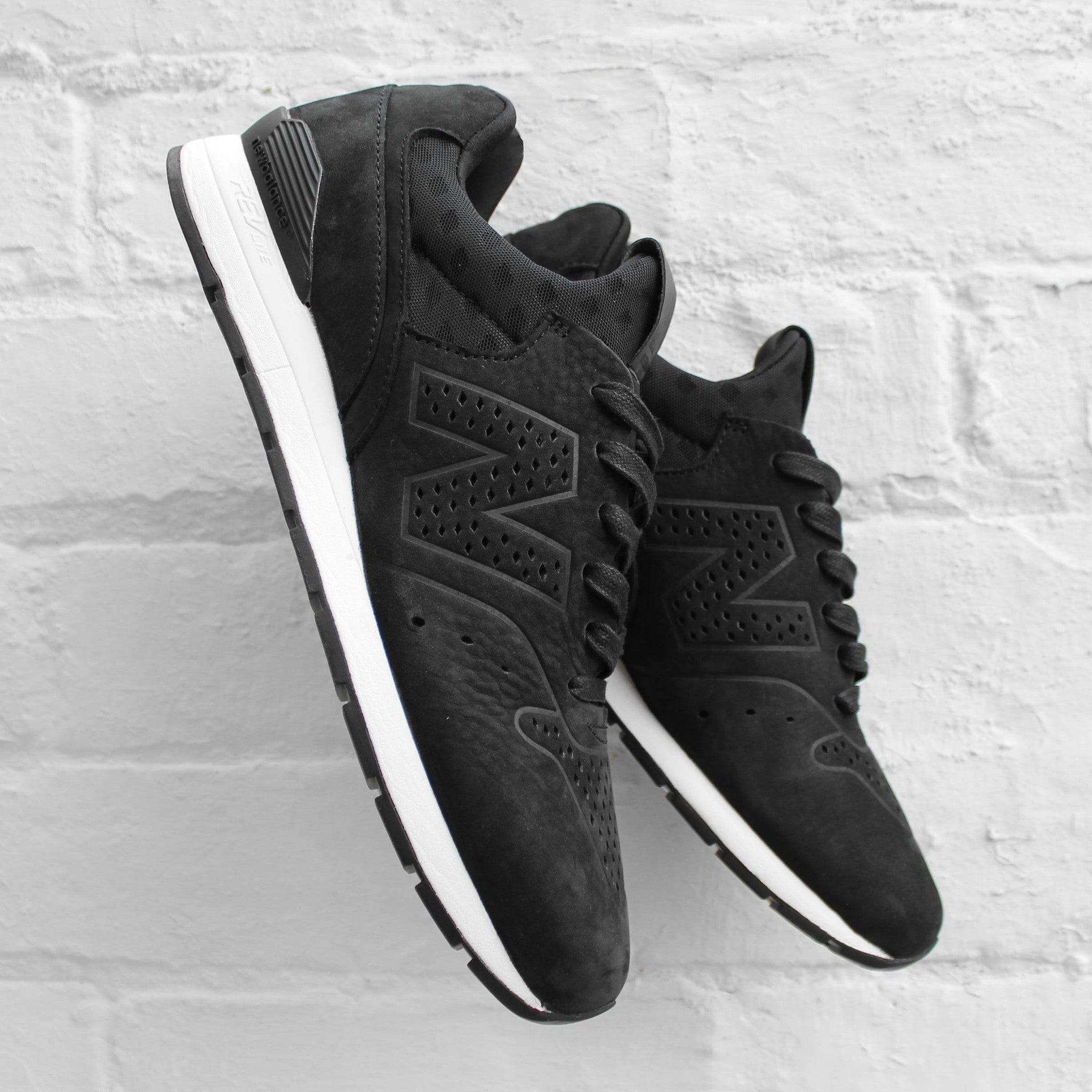 New Balance 996 Re-Engineered MRL996DK Black/Black