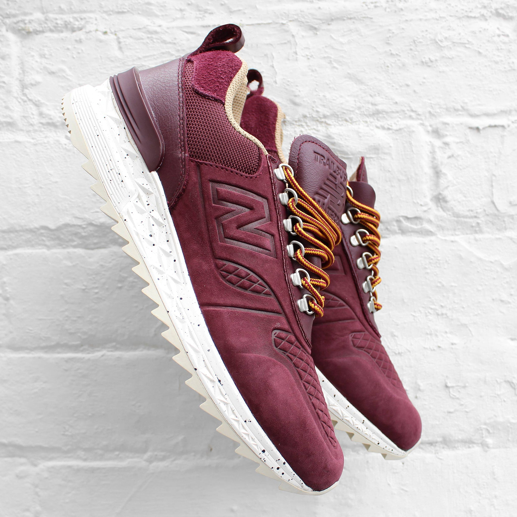 New Balance Trailbuster  Chocolate Cherry /Incense TBATRC