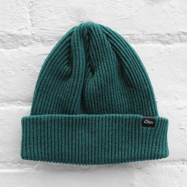 Obey Caster Beanie Spruce