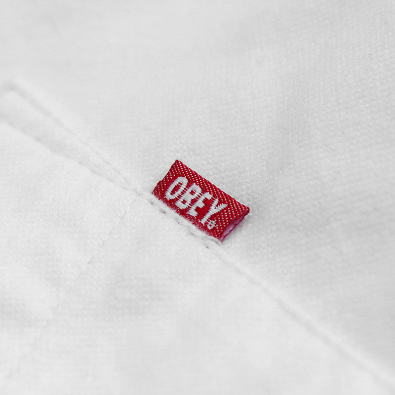 Obey Quality Dissent Oxford Shirt