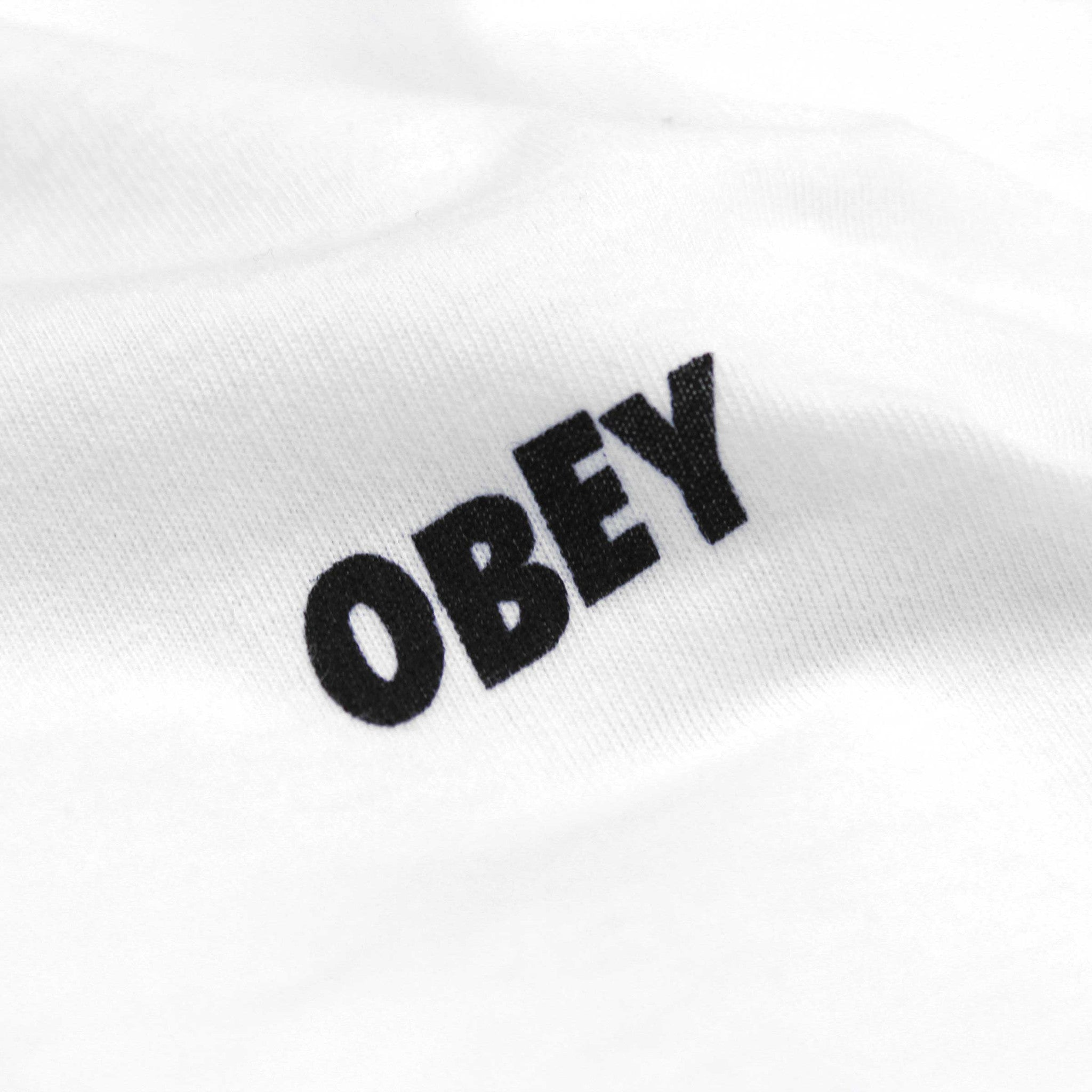 Obey Smokes Once T-Shirt