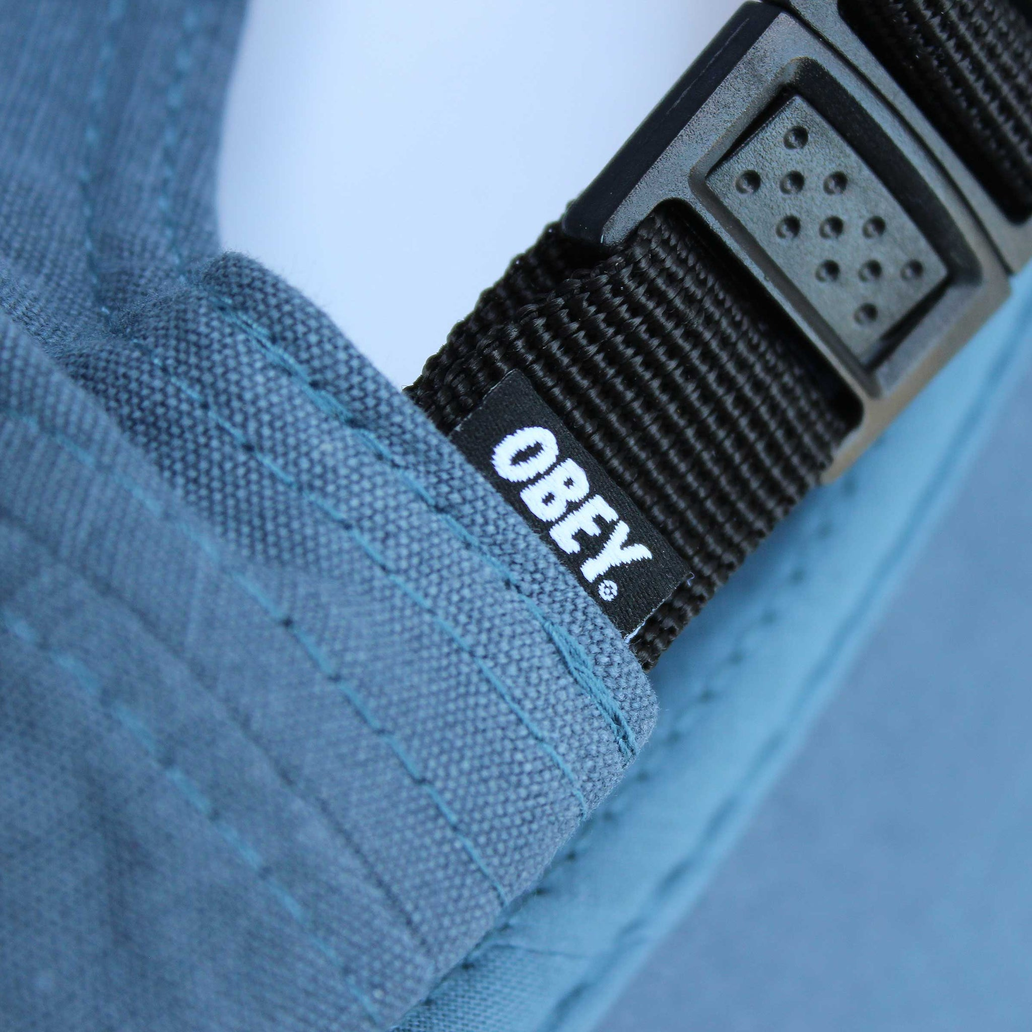 Obey Jumble Bar 5-Panel Cap
