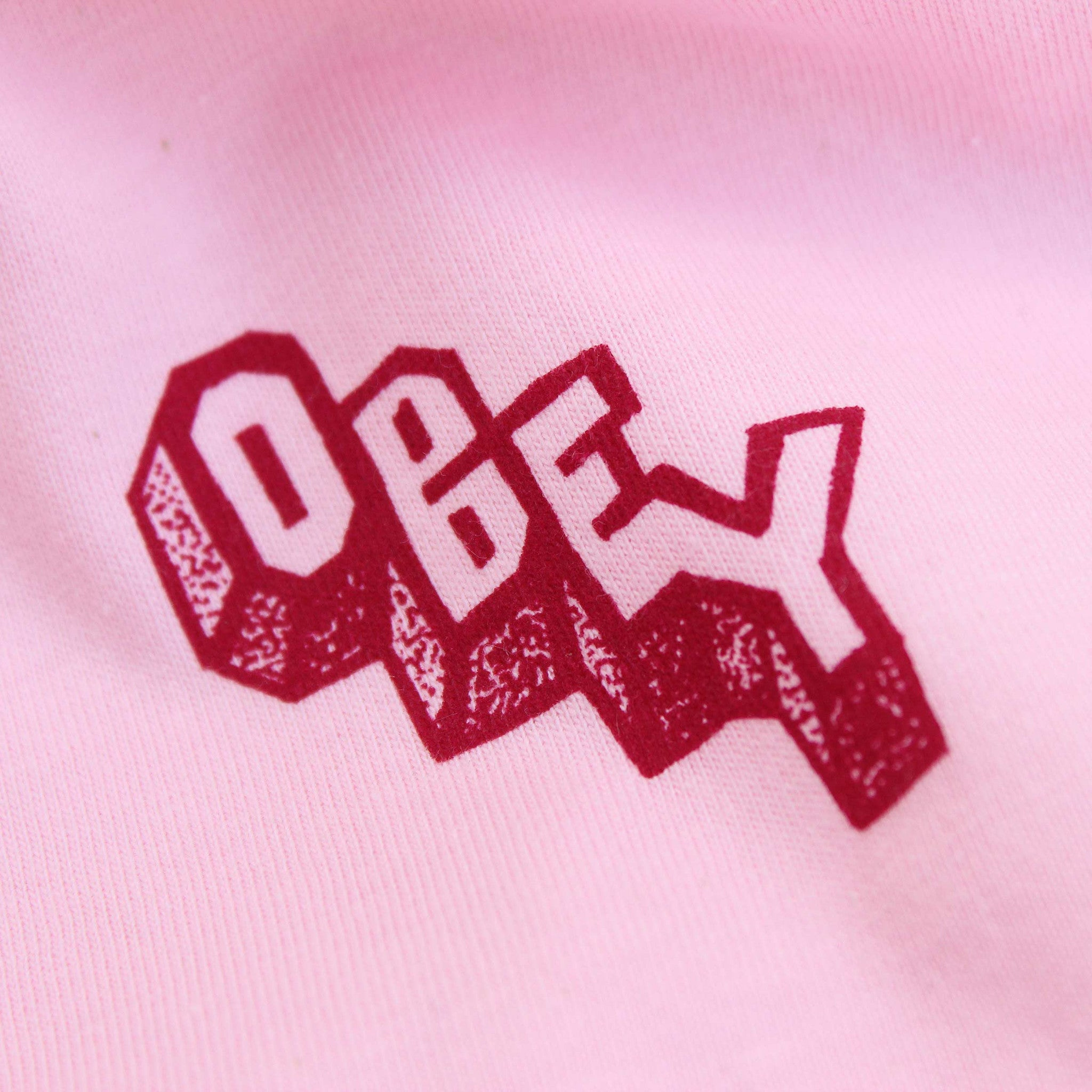 Obey Marker Block T-Shirt
