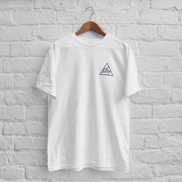Obey Next Round 2 T-Shirt White