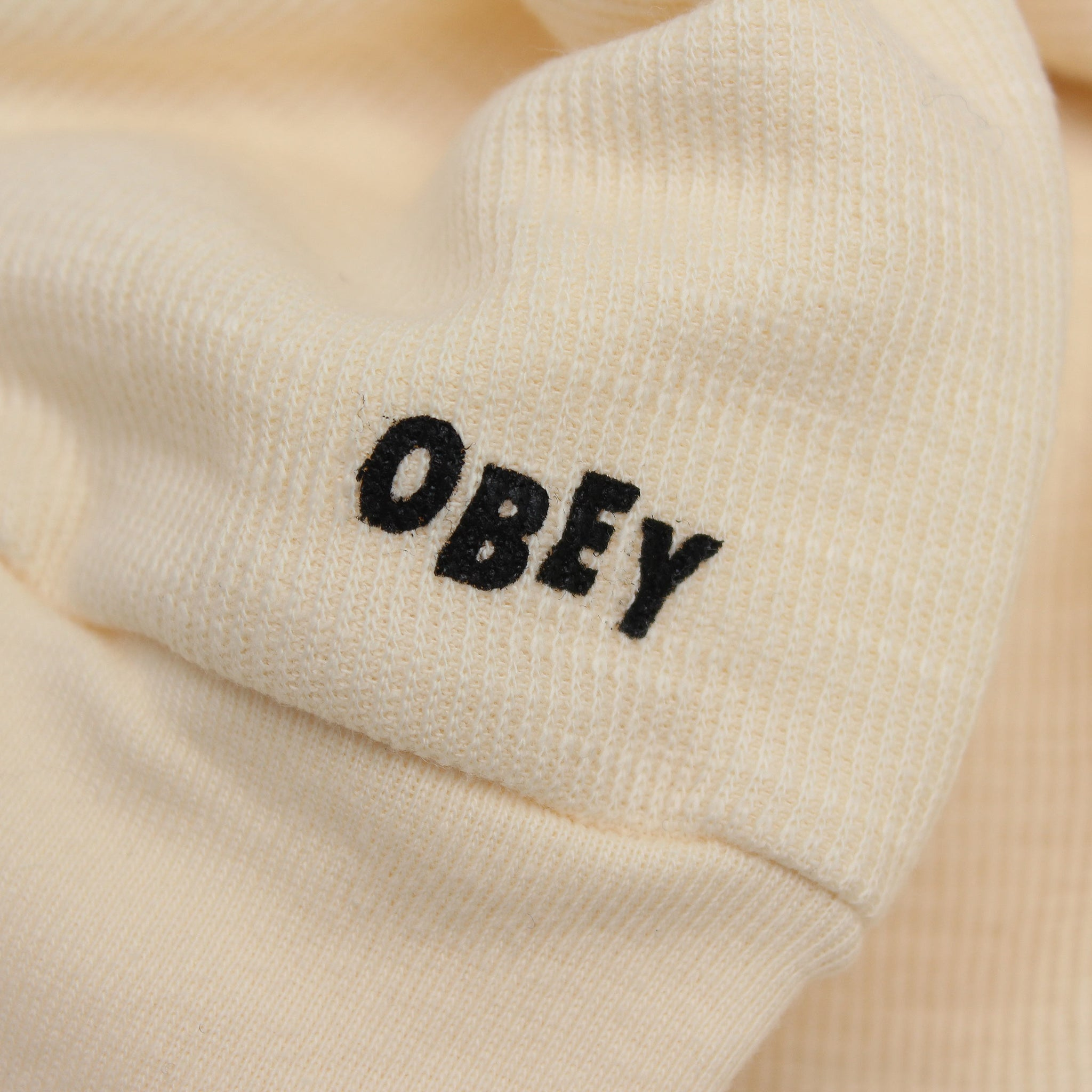 Obey Normal Long Sleeve Tee