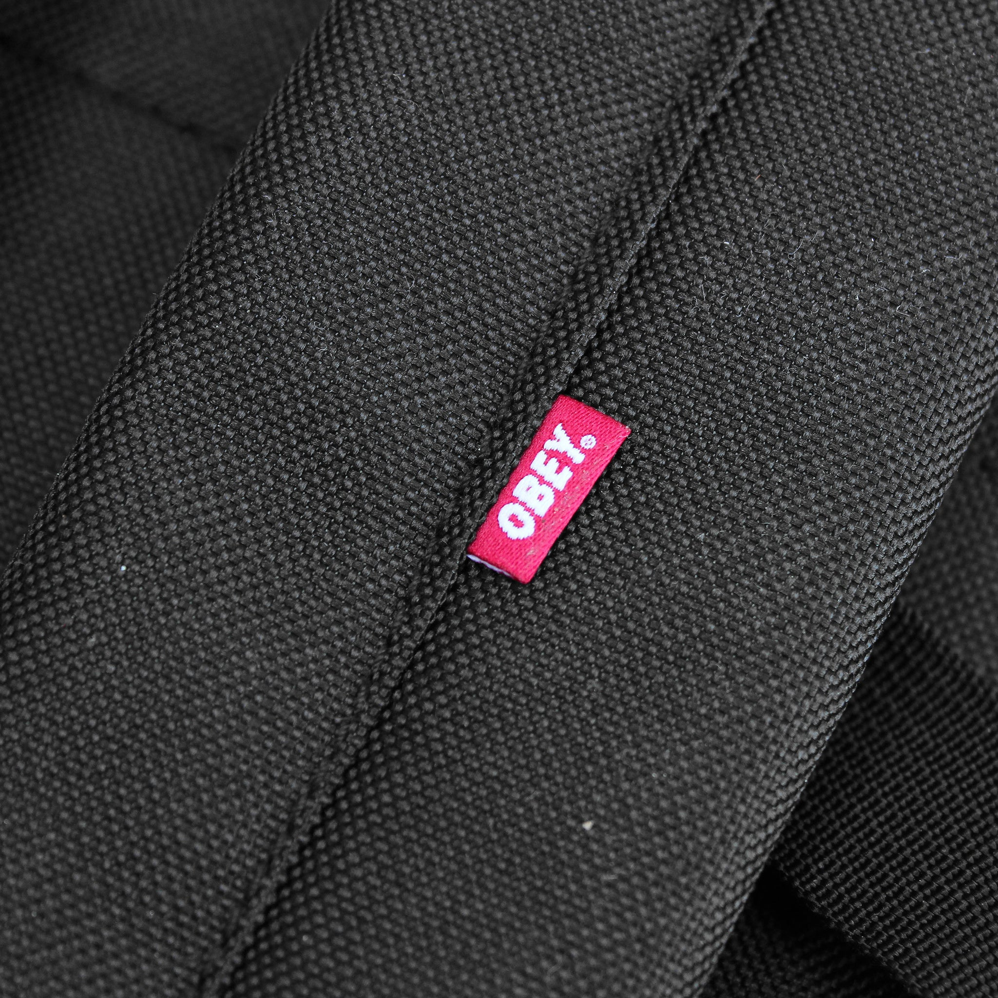 Obey Revolt Red Day Pack