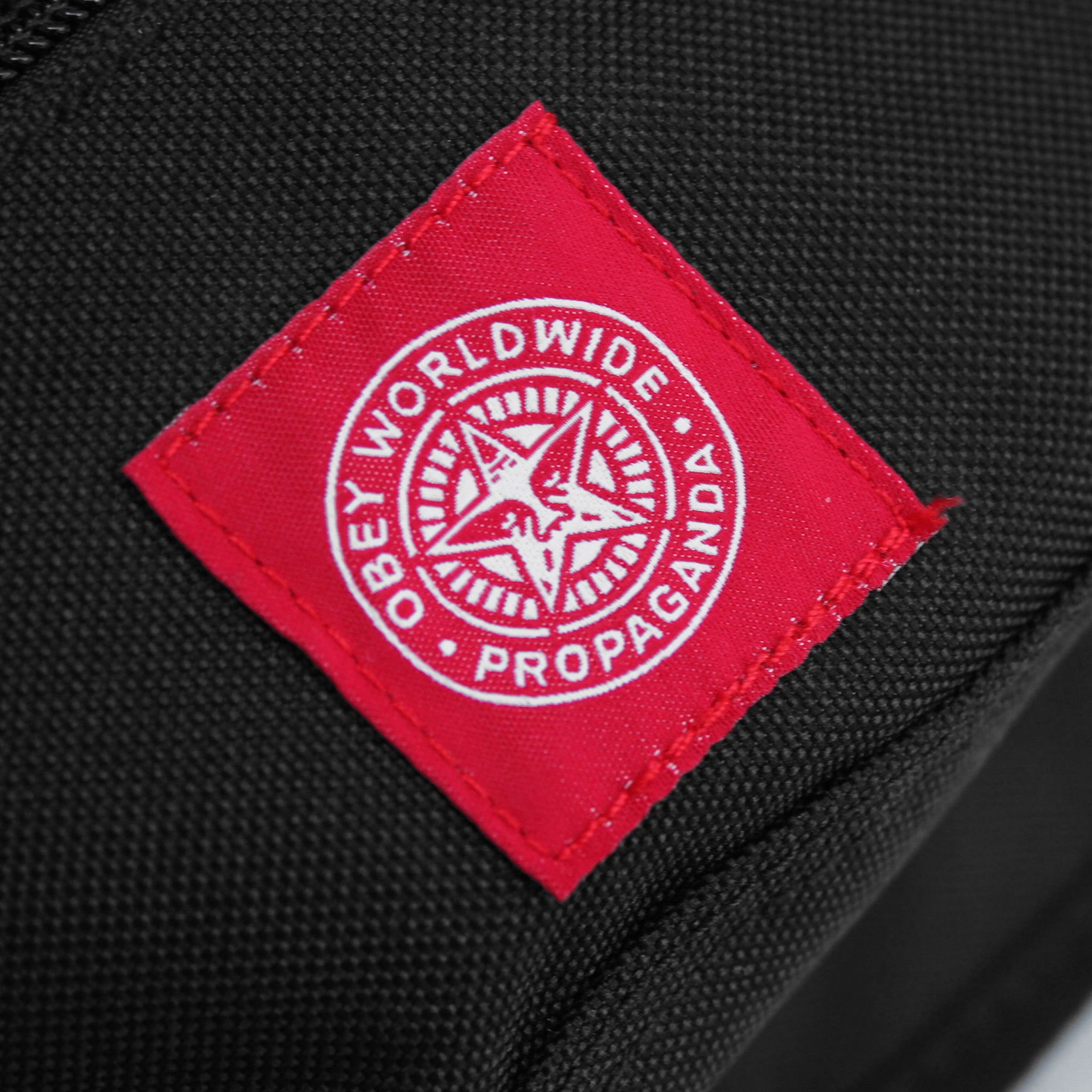 Obey Revolt Red Sling Pack