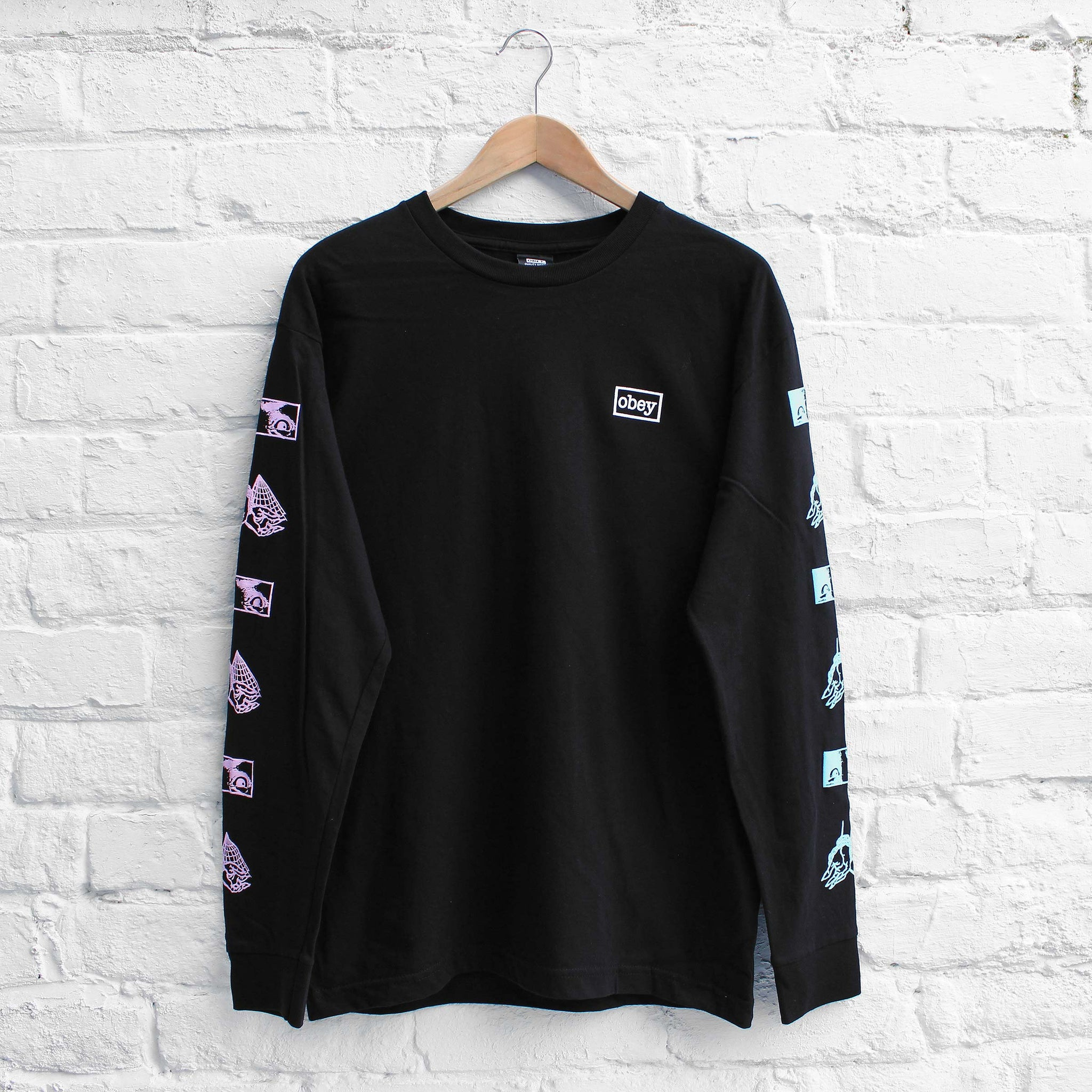 Obey Shockbound Long Sleeve T-Shirt