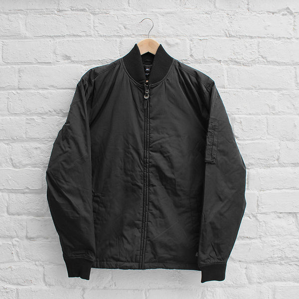 Obey Underground Jacket - Black