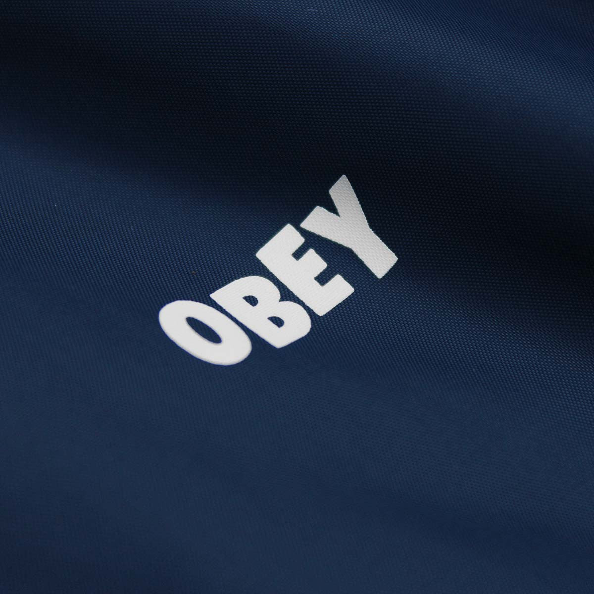 Obey Wheels Graphic Jacket