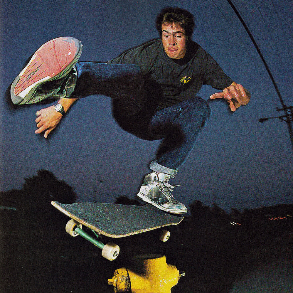 Jason Lee One Foot