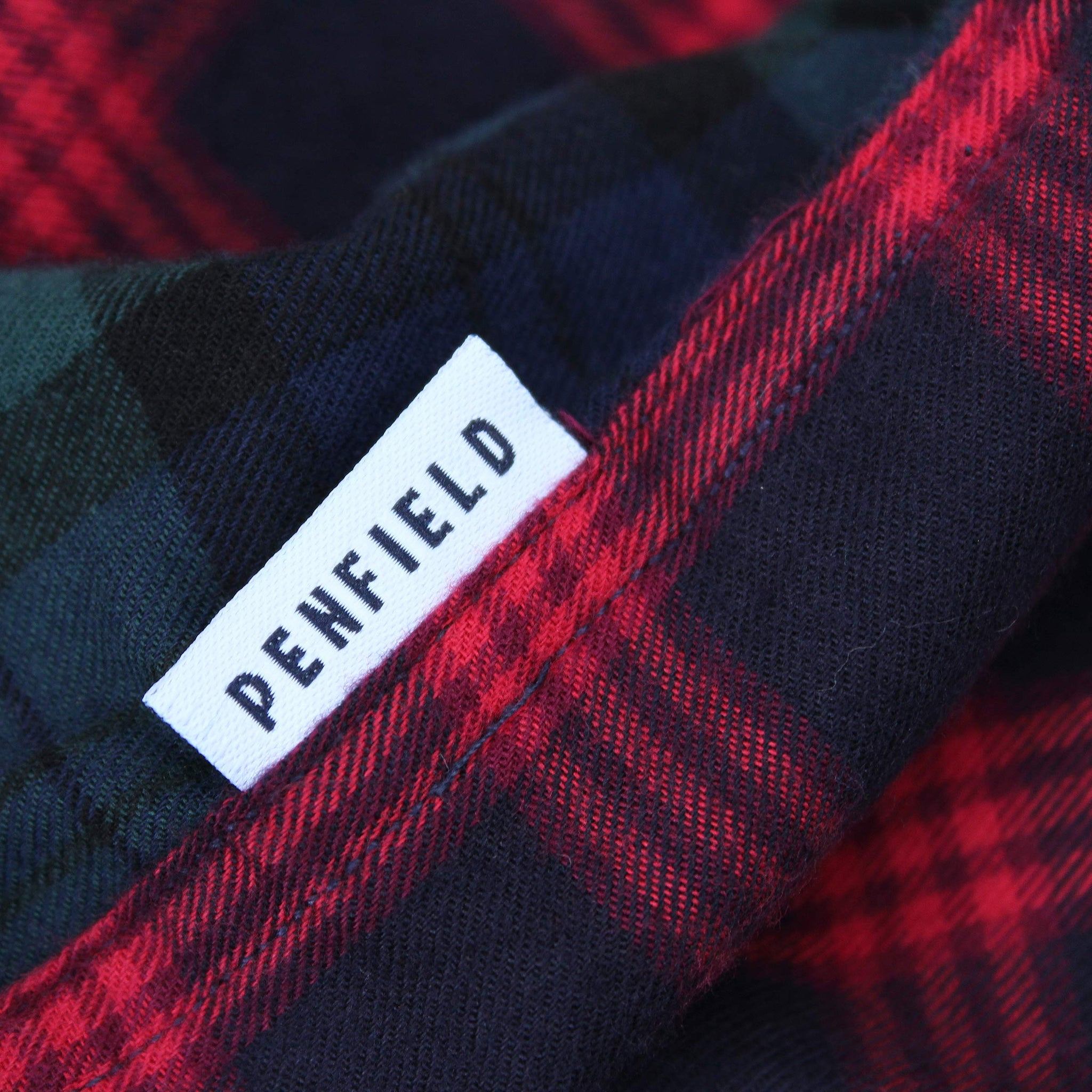 Penfield Chapman Patchwork Shirt