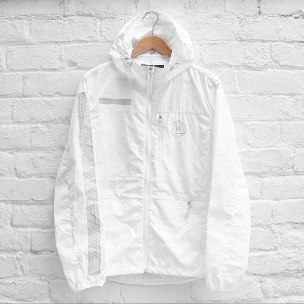 Penfield Chevak Standout Jacket White
