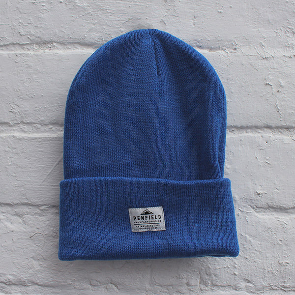 Penfield Classic Beanie Blue