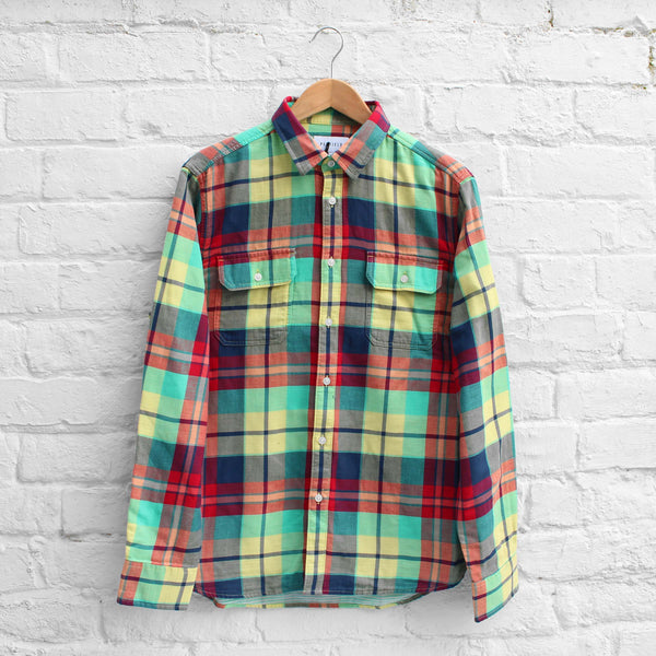Penfield Eastham Shirt Red