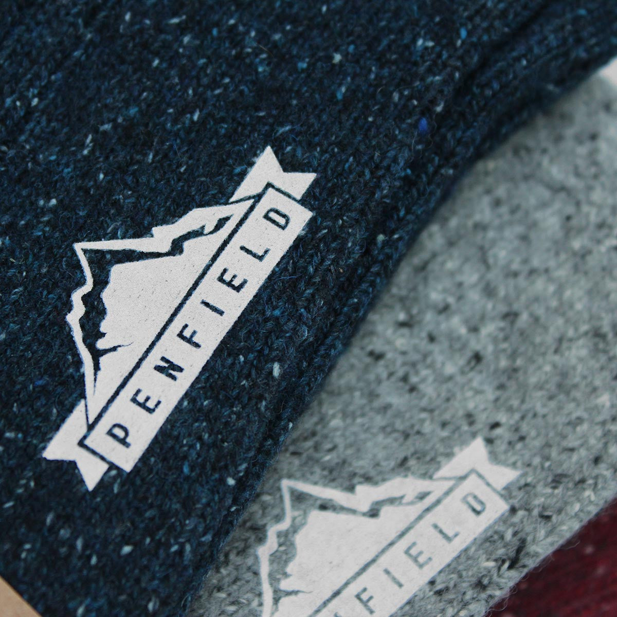 Penfield Flecked Socks 3 Pack