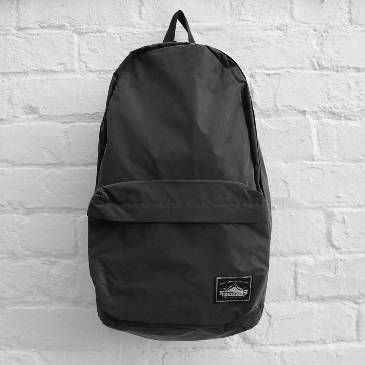 Penfield Reflective Fox Backpack Black
