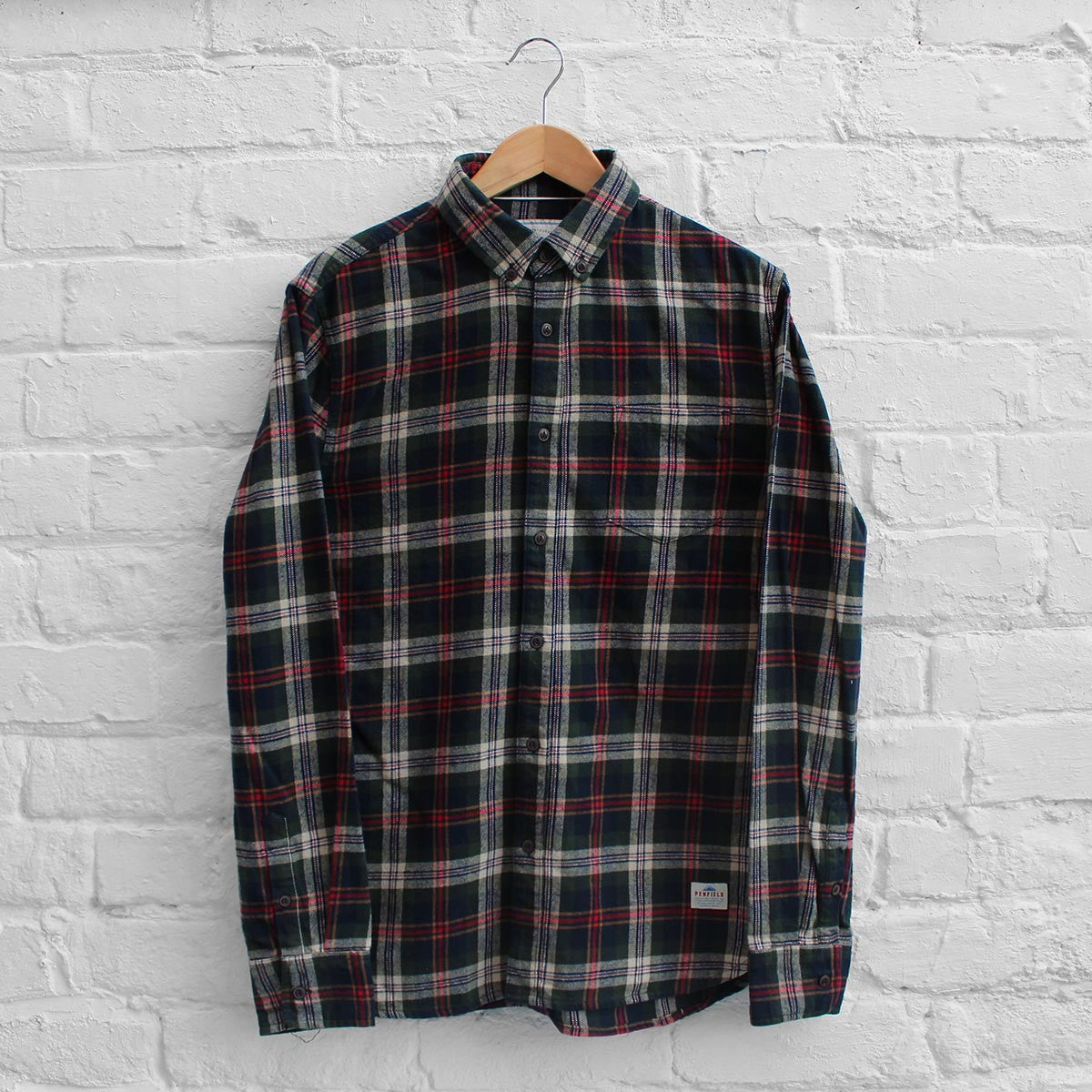 Penfield Harmon Shirt Grey