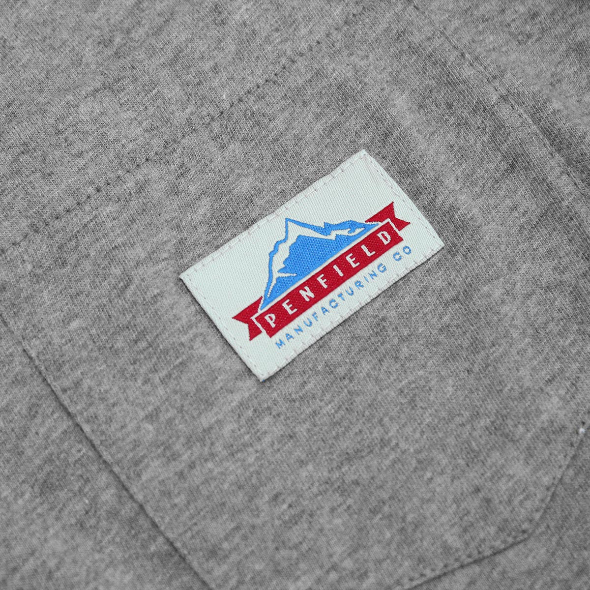 Penfield Label Pocket T-Shirt