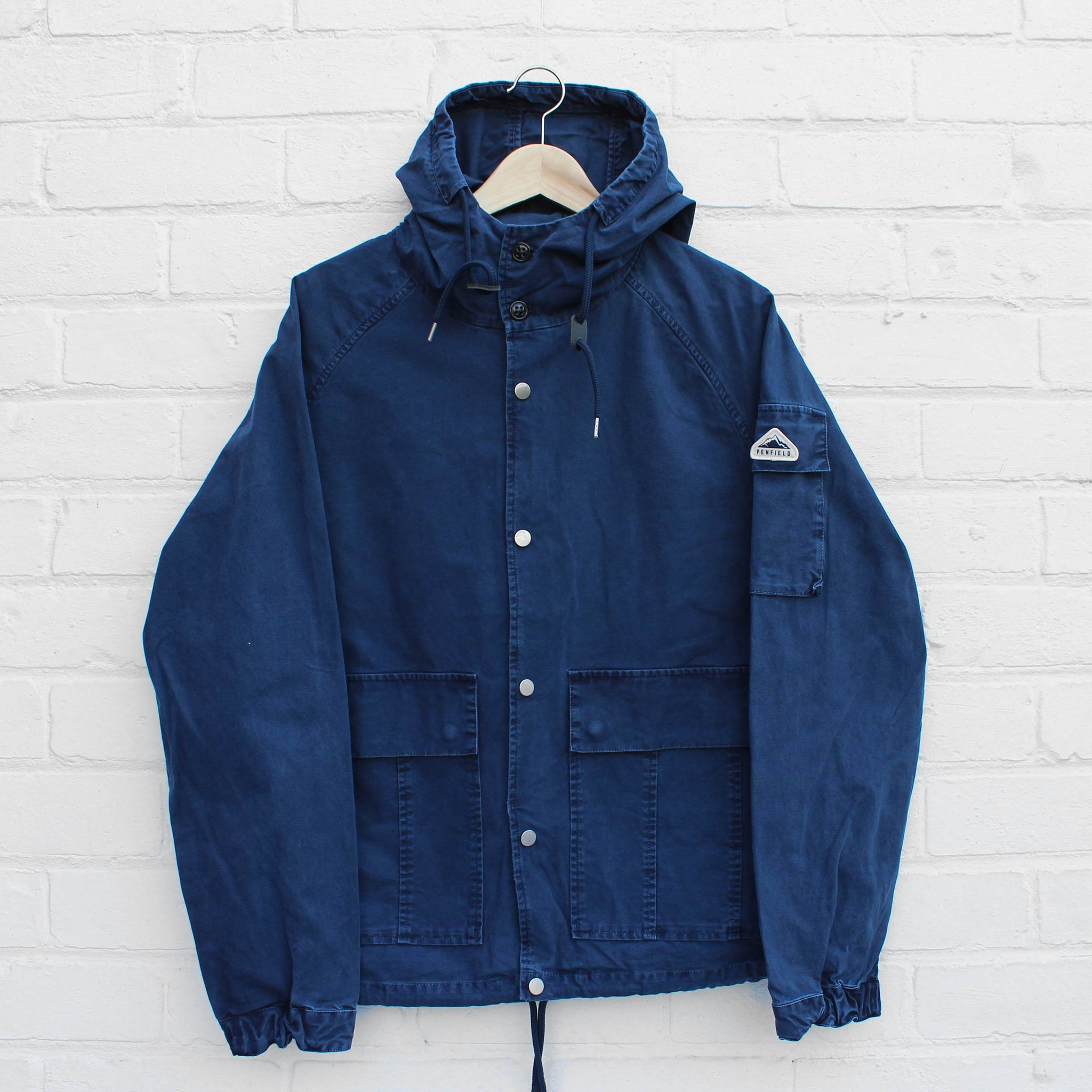 Penfield Lenox Jacket Navy
