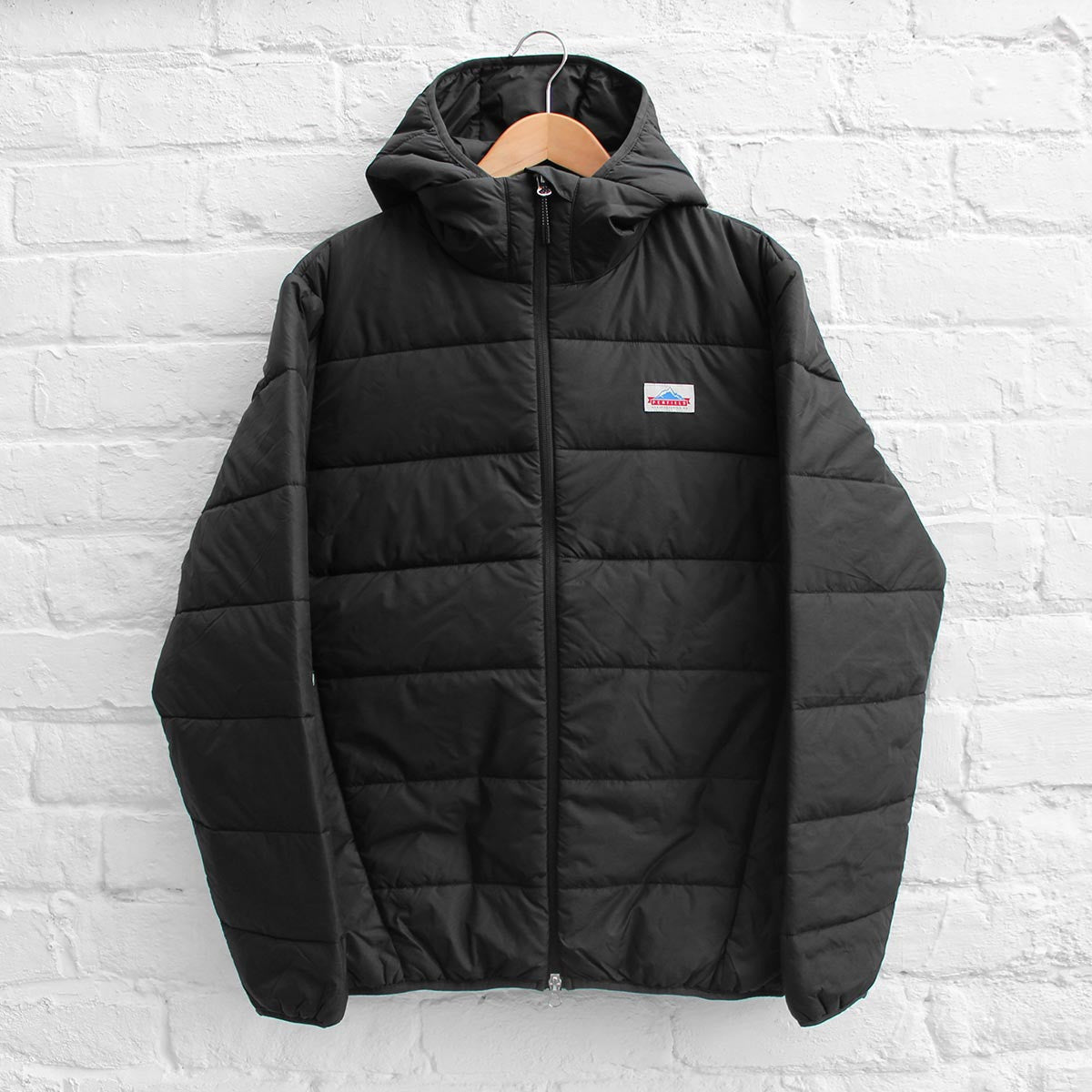 Penfield Makinaw Insulated Jacket Black