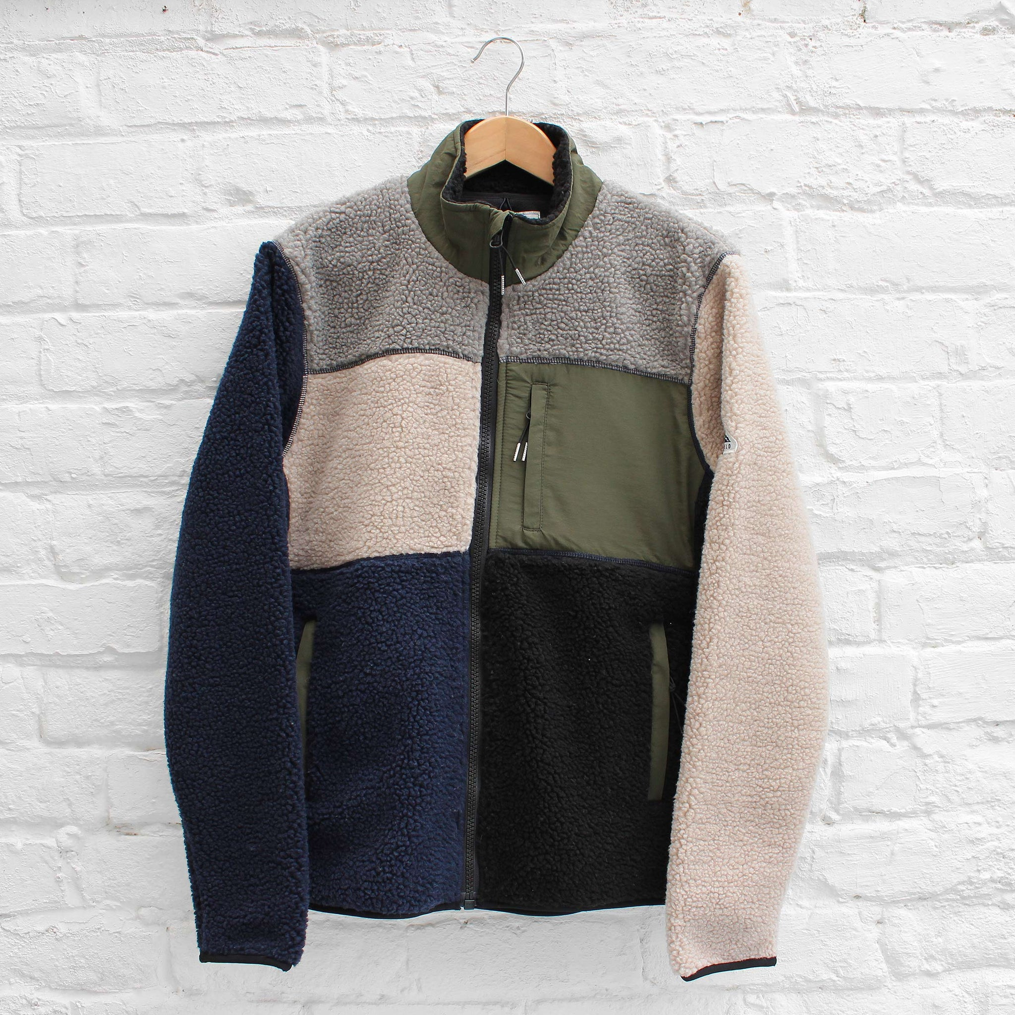 Penfield Mattawa Fleece Mixed