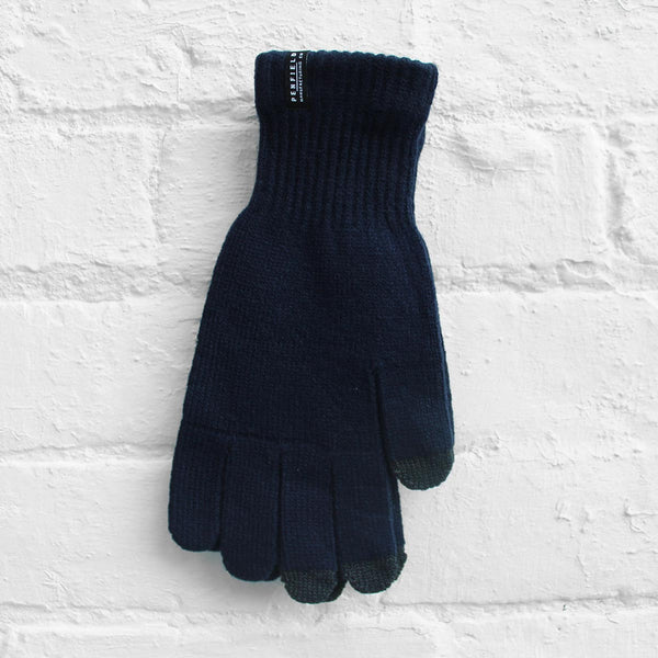 Penfield Nanga E-Touch Gloves Navy