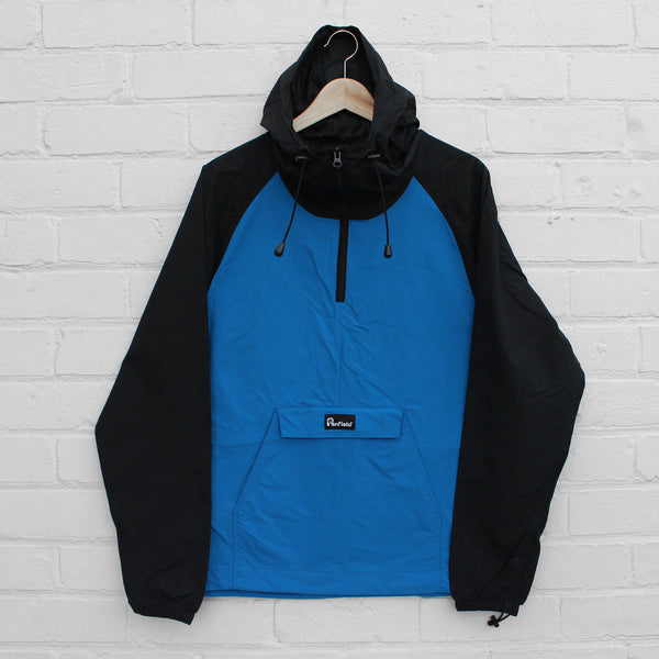 Penfield Pac Jac Packable Jacket Bright Blue/Black